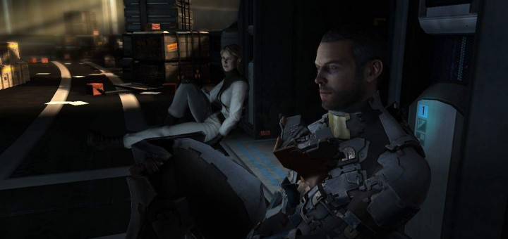 Top 10 In Game Romance dead space