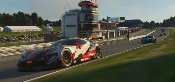 Gran Turismo Sport Screen 1