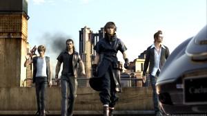 Final Fantasy XV Versus XIII Original Cast